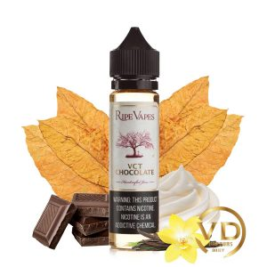 جویس تنباکو خامه شکلات RIPE VAPES VCT CHOCOLATE