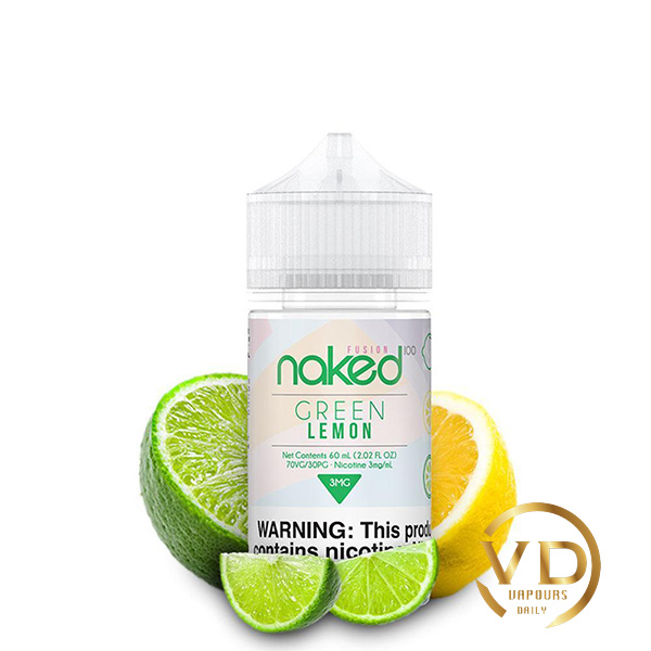 جویس نیکد لیمو NKD GREEN LEMON