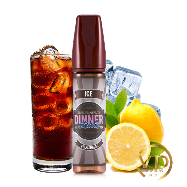 جویس دینر لیدی کولا یخ DINNER LADY COLA SHADES ICE