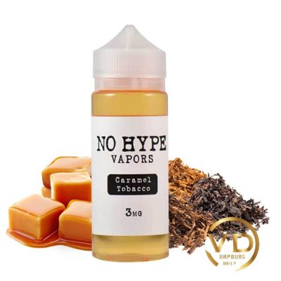 جویس نو هایپ تنباکو کارامل NO HYPE CARAMEL TOBACCO